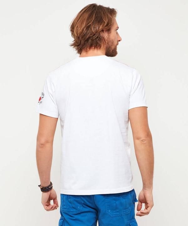 Tropical Guitar T-Shirt