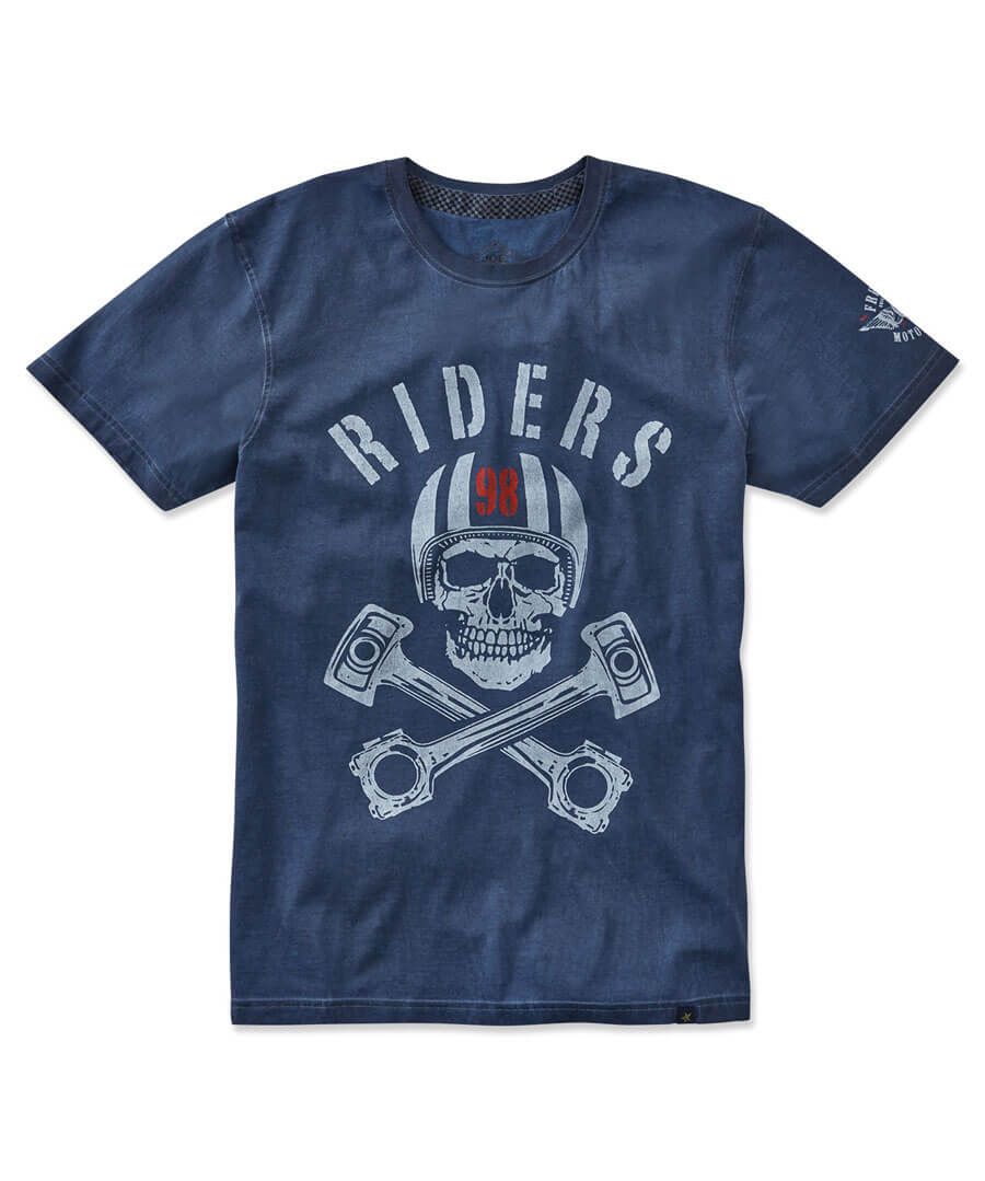 Riders T-Shirt Model Front
