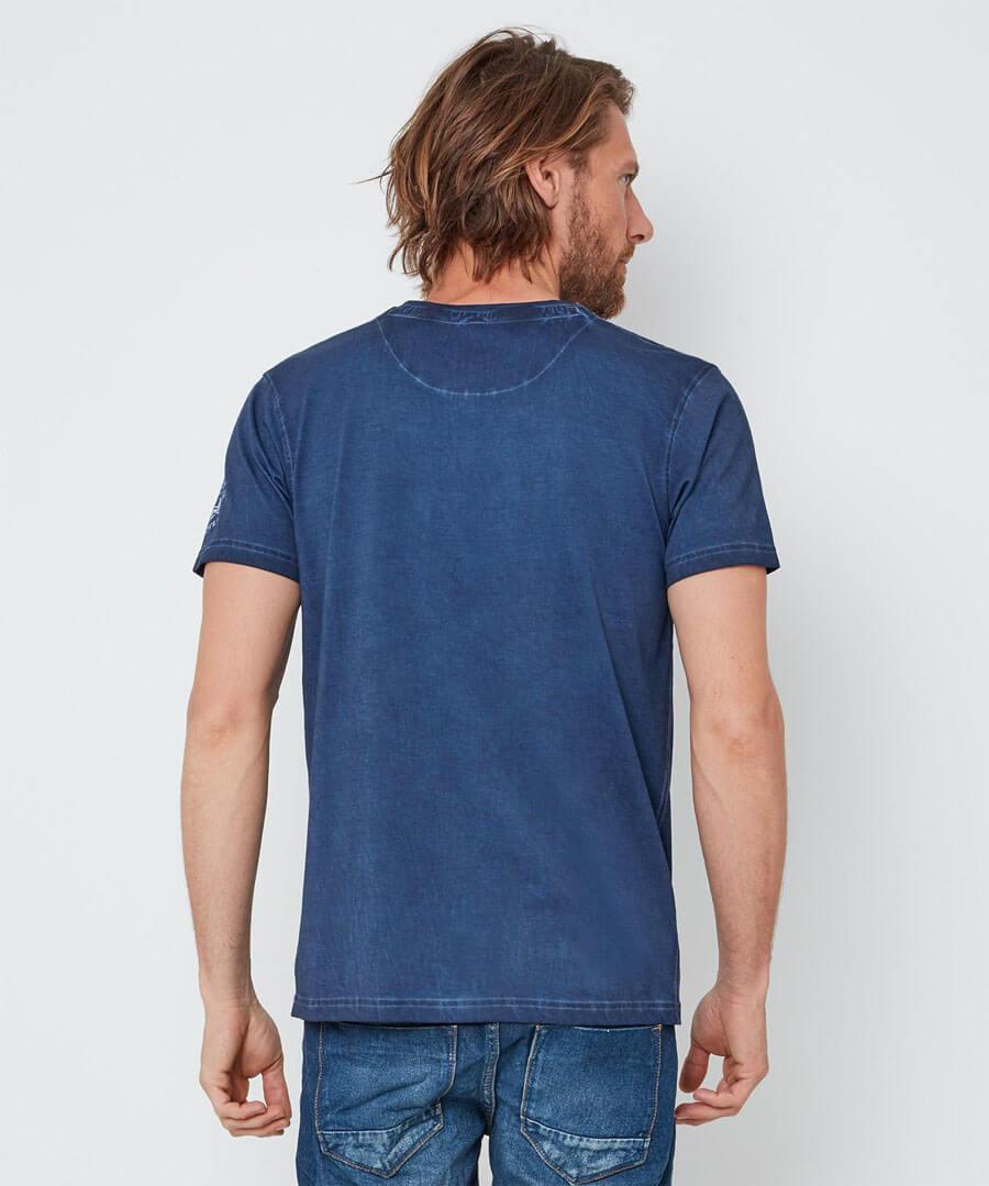 Riders T-Shirt Model Back