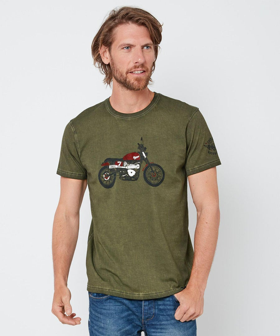 Browns Bike T-Shirt