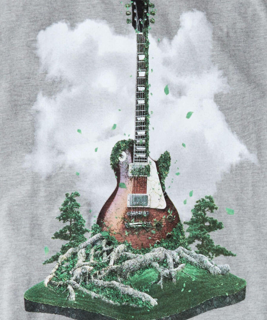 Greener On The Other Side T-Shirt Back