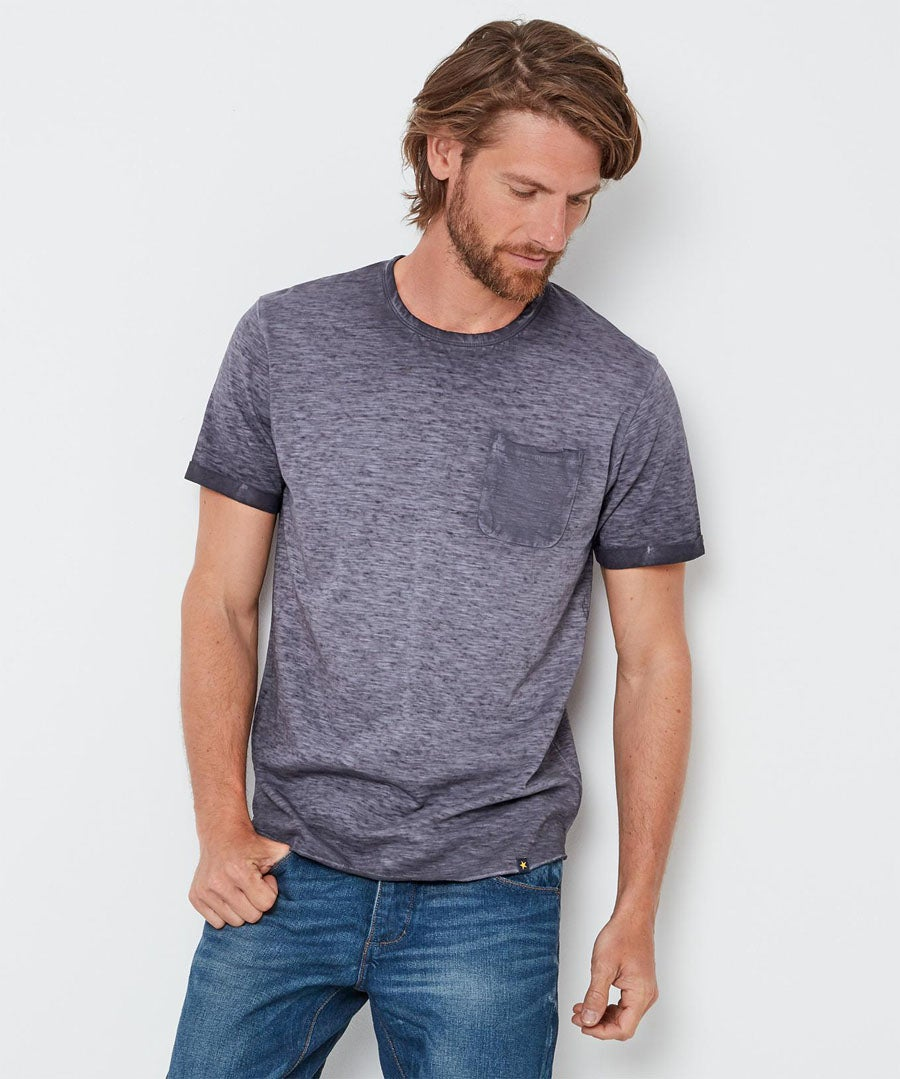 Lived And Loved In T-Shirt Model Front