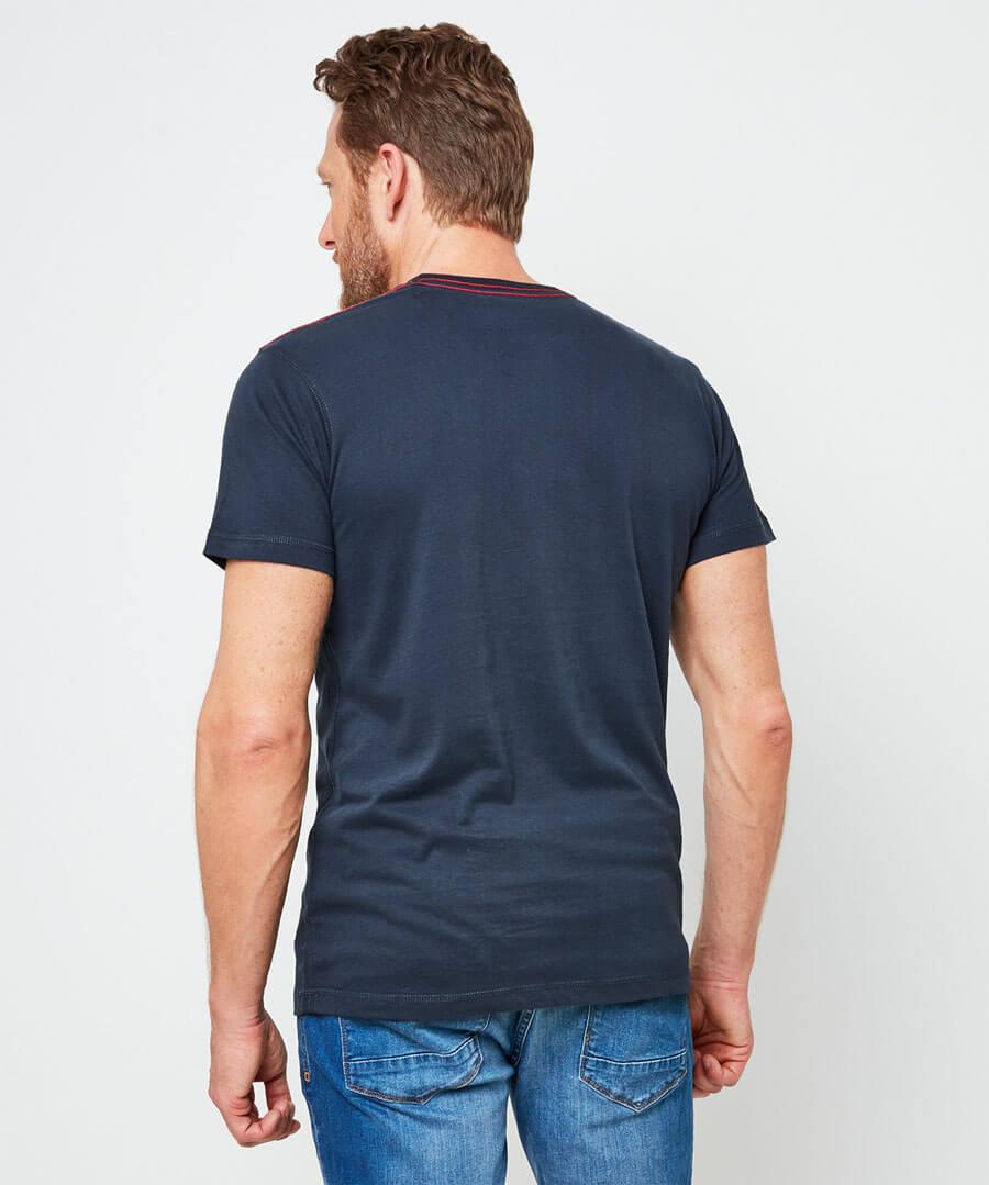 Sensational Sounds T-Shirt Model Back