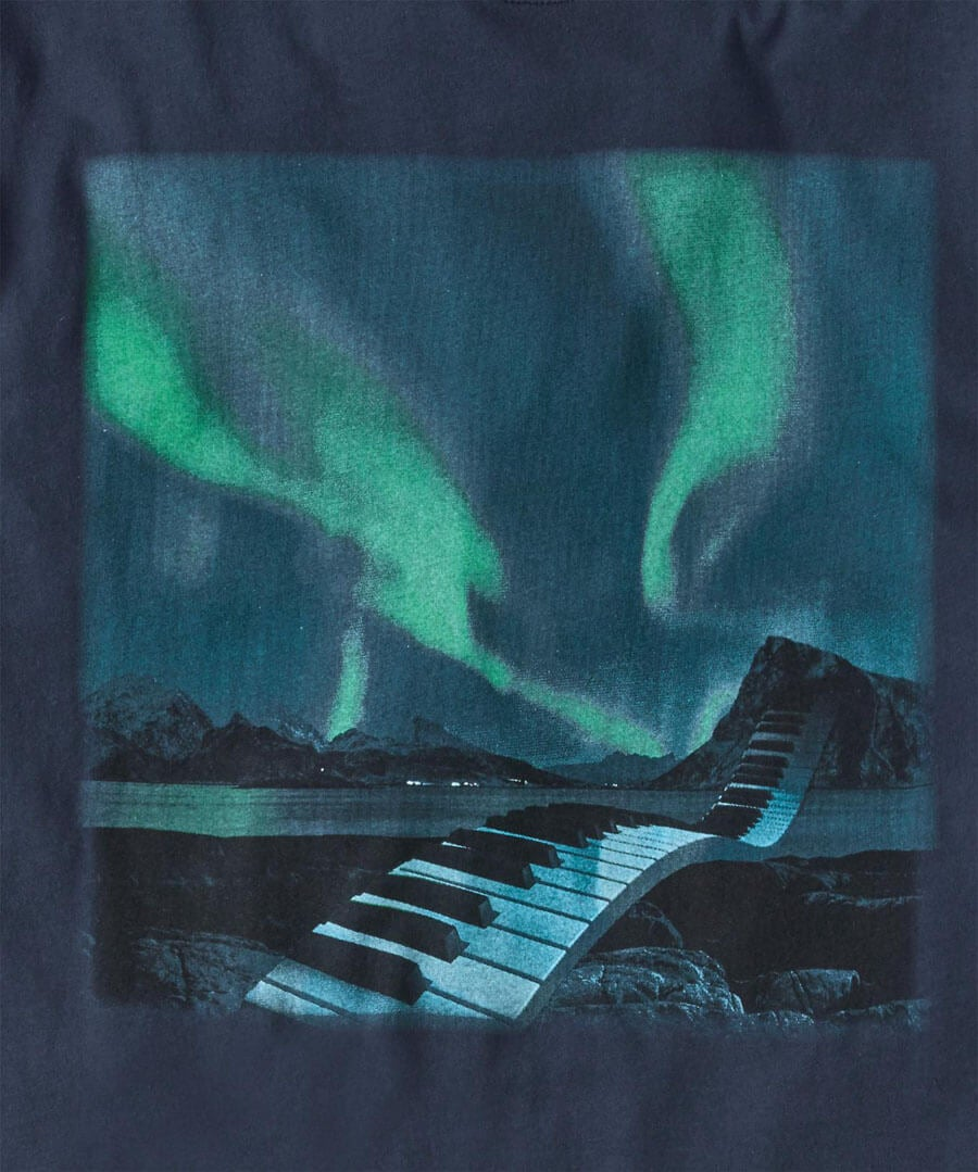 Sensational Sounds T-Shirt Back