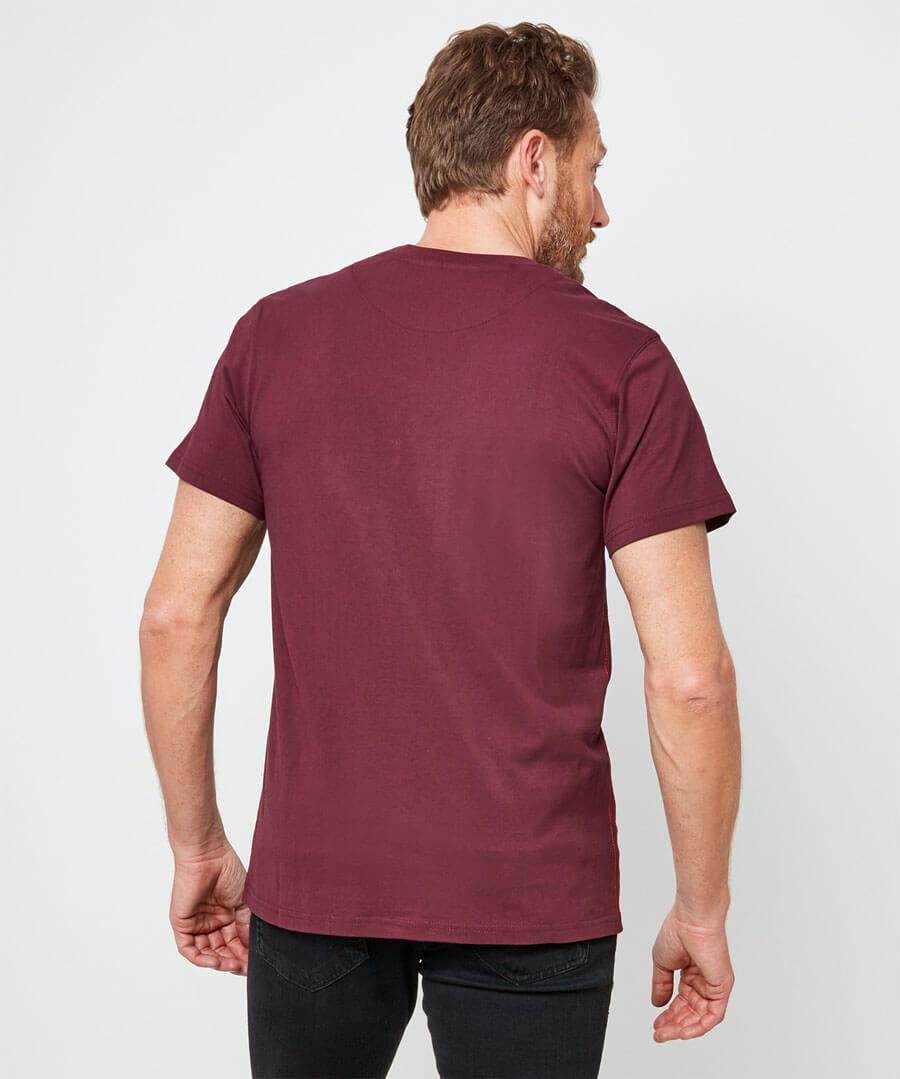 Good Times Roll T-Shirt Model Back