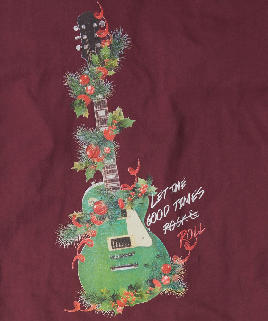 Good Times Roll T-Shirt Back