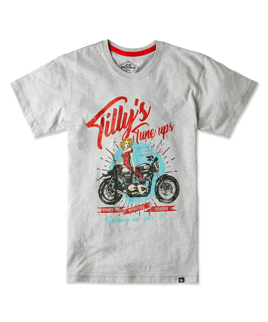Tillys Tune Up Tee