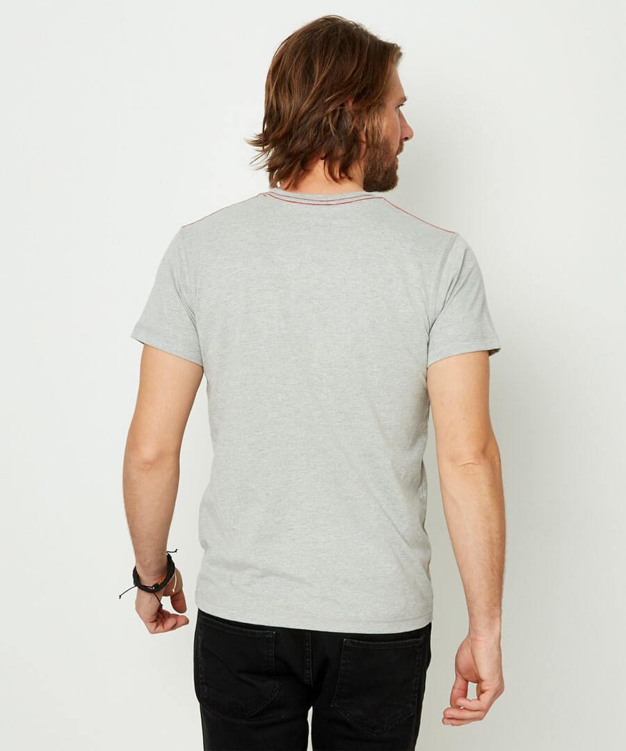 Tillys Tune Up Tee Model Back