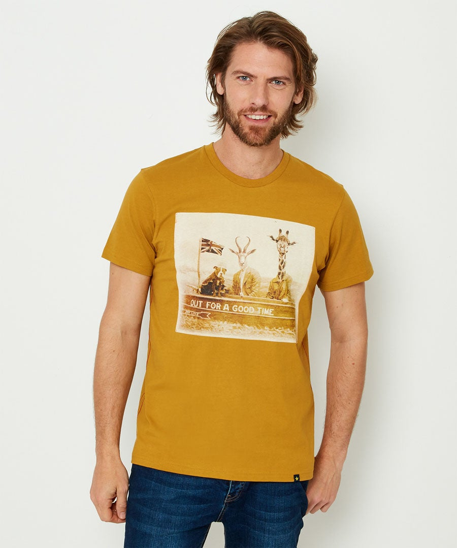 Out For A Good Time Tee