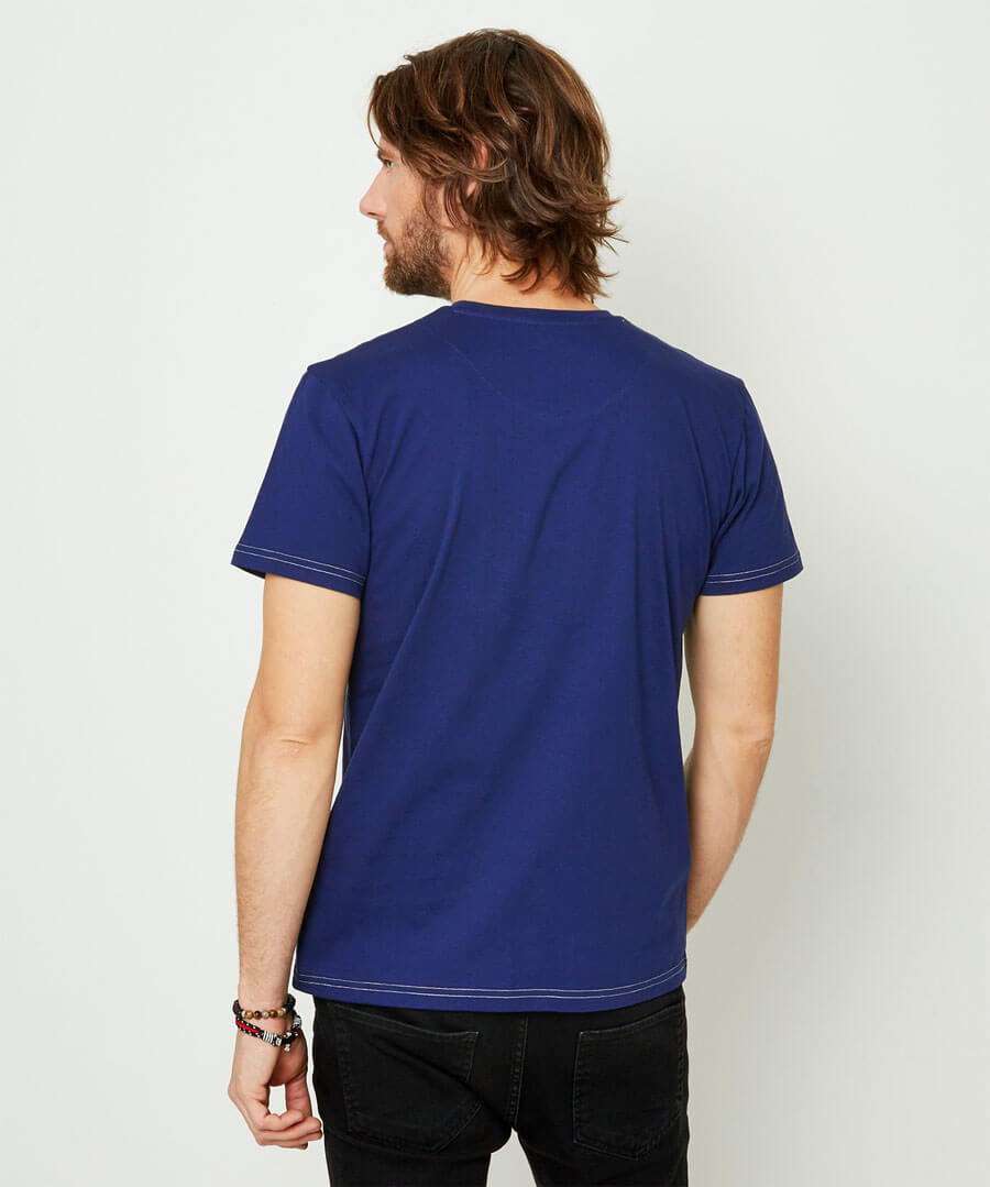 Ride Of Your Life Tee Model Back