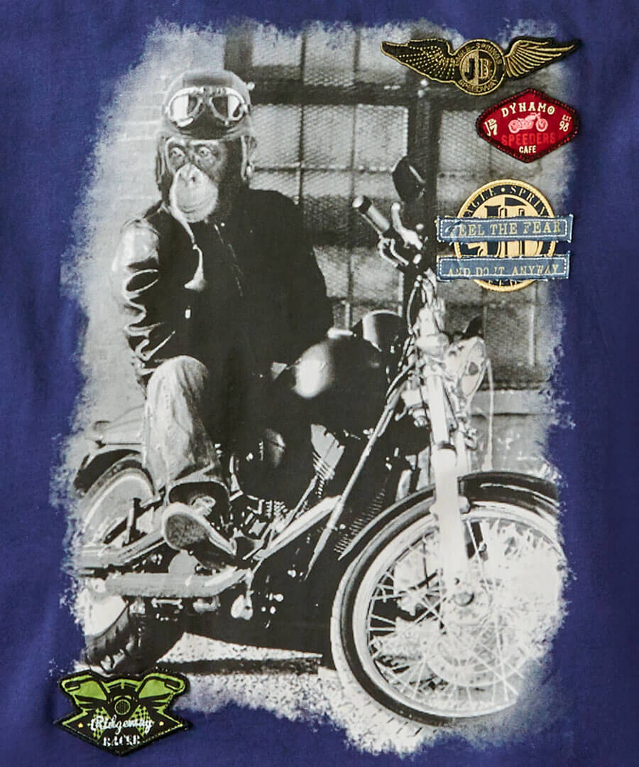 Ride Of Your Life Tee Back