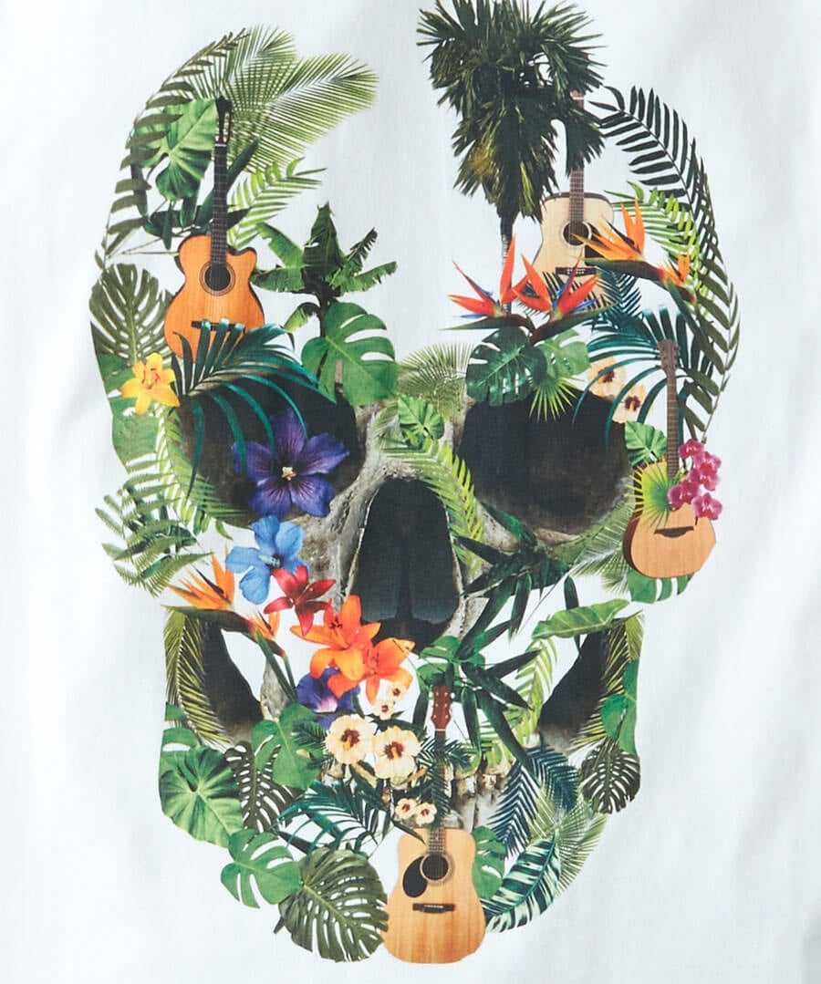 Back To Nature Tee Back