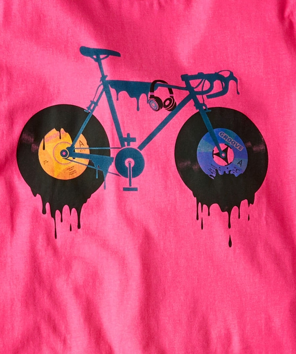 Dripping Bike Tee