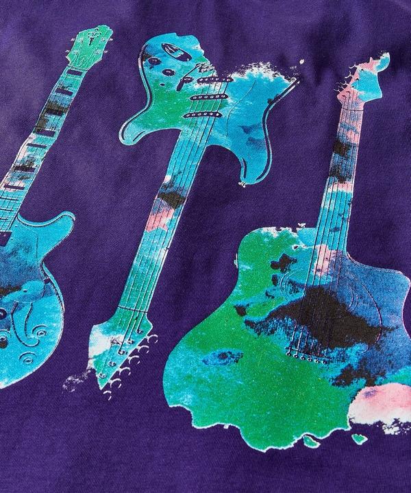 Guitar Print Tee
