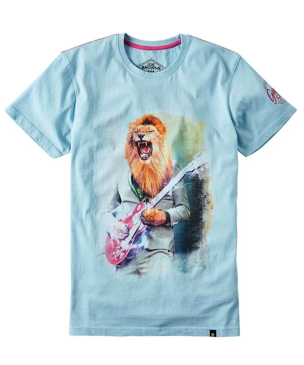 Rock It Lion Tee
