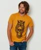 Owl Skull Tee