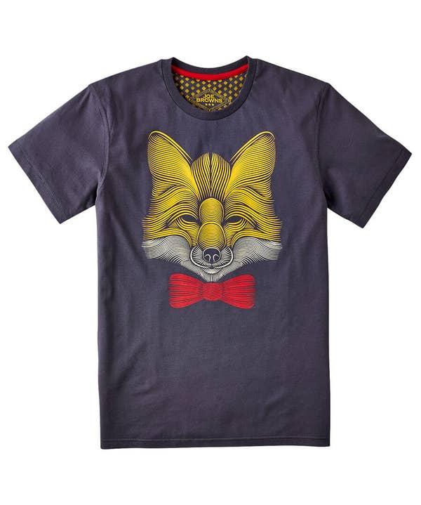 Geo Fox Tee