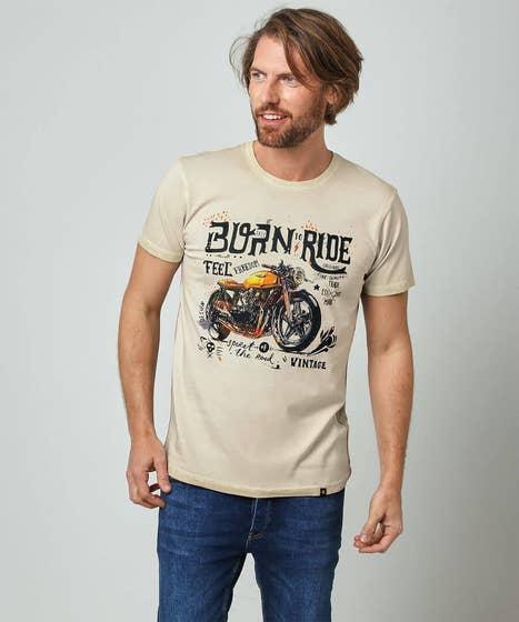 Born To Ride Tee