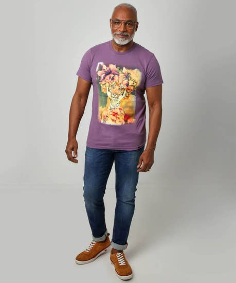 Fabulous Floral Tee