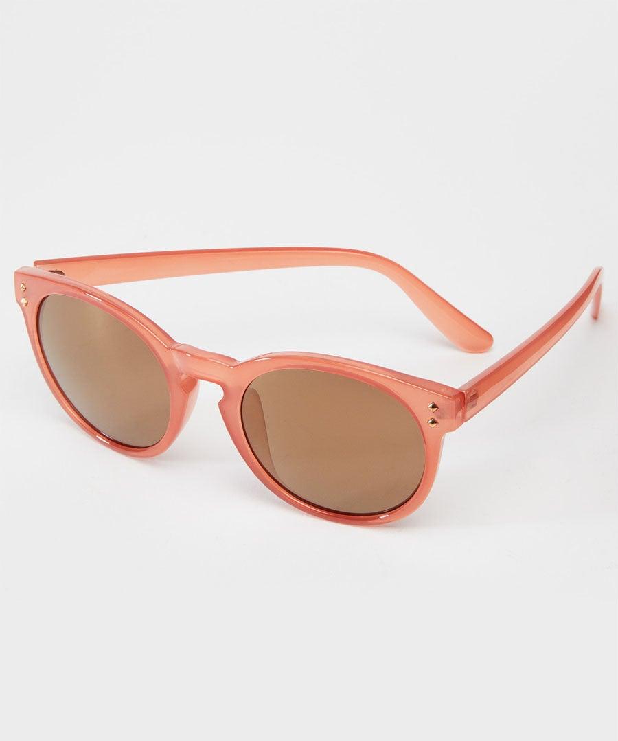 Milky Pink Sunglasses