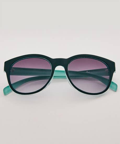 Spray Blue Sunglasses