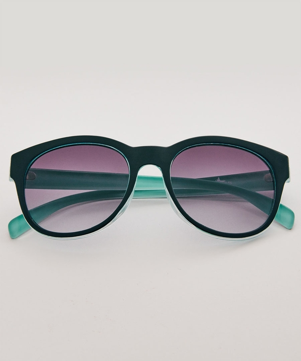 Spray Blue Sunglasses