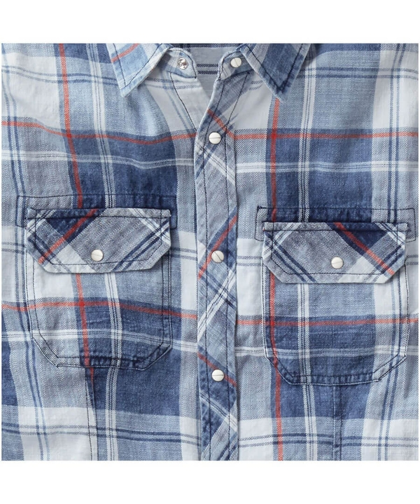Aged To Perfection Check Shirt