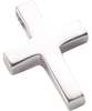 Drilled Silver Cross