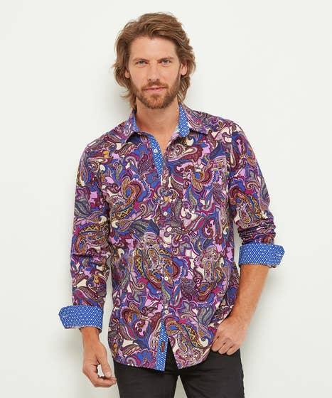 Party Paisley Shirt