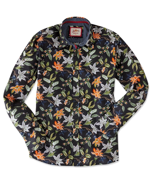 Fabulous In Floral Shirt