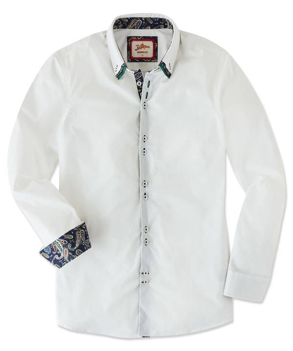 Triple Collar Shirt