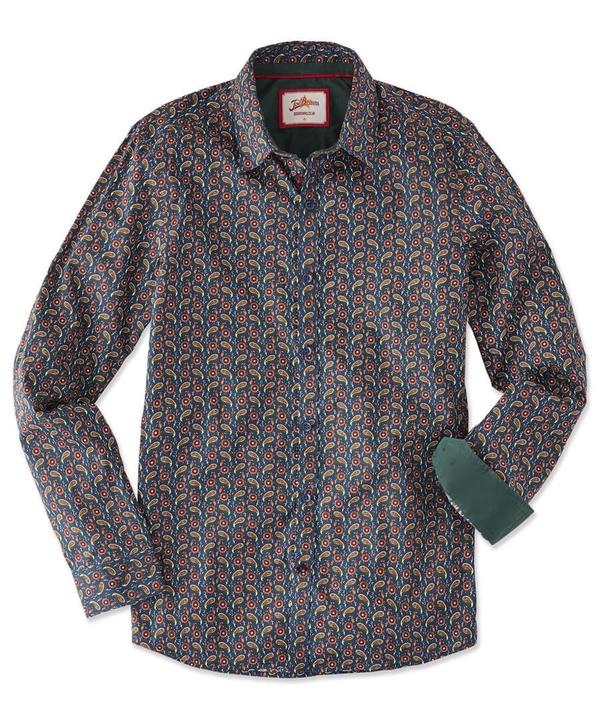 Petite Paisley Shirt