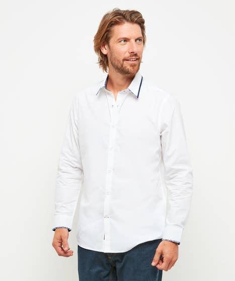 Fabulous Floral Collar Shirt