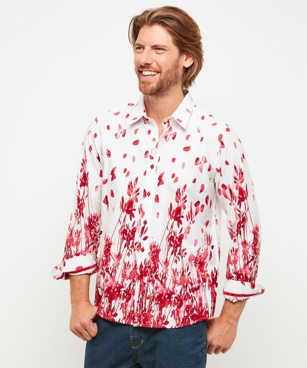 Brilliant Border Shirt