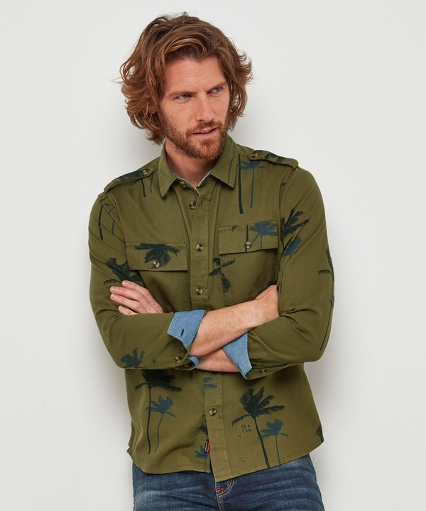 Military Chilled Shirt