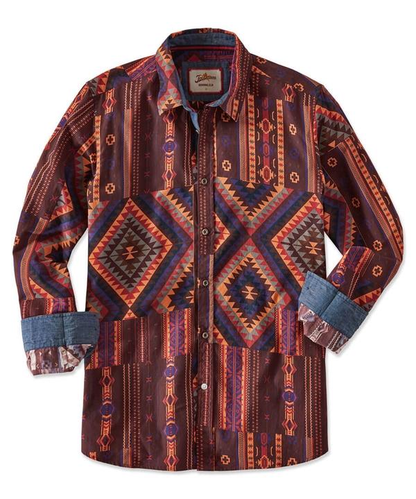 Perfect Patterned Shirt