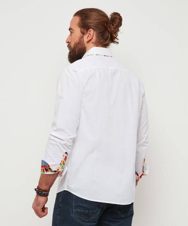 Pop Placket Shirt