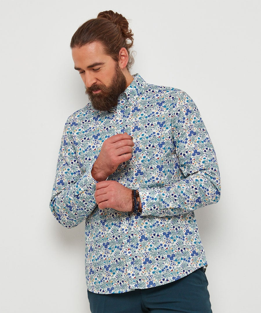 Delightfully Ditsy Shirt