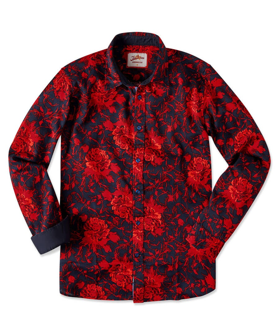 Exceptional Print Shirt Model Front