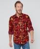 Floral Spectrum Shirt