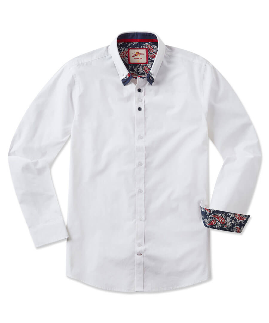 Triple The Style Shirt Model Front