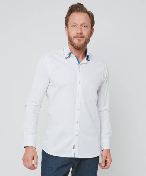 Tailored With A Twist Shirt