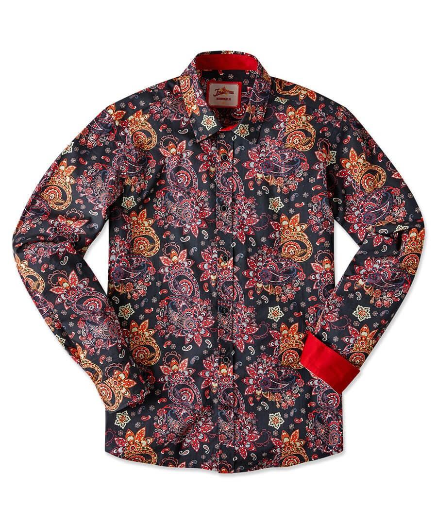 Perfect Paisley Shirt