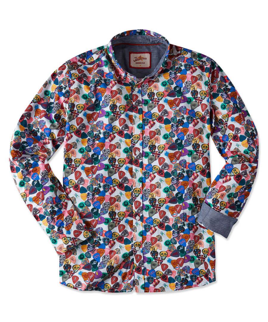 Funky Plectrum Shirt