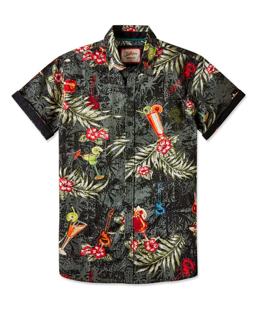 Tropical Cocktail Shirt