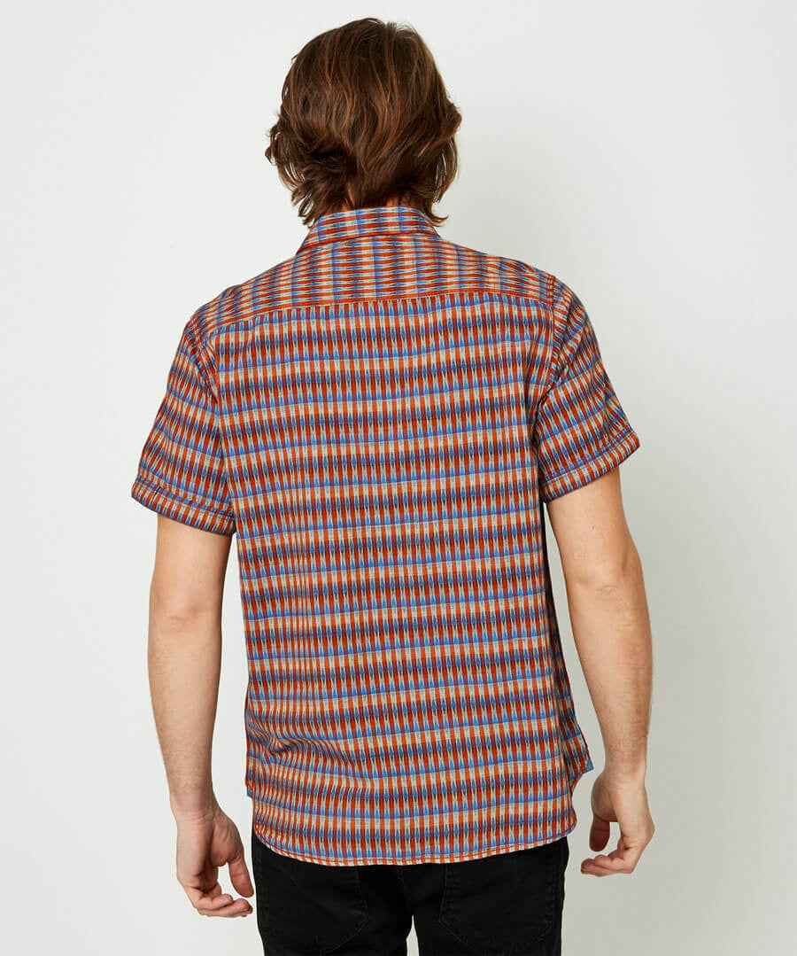 Relax In Style Shirt Model Back