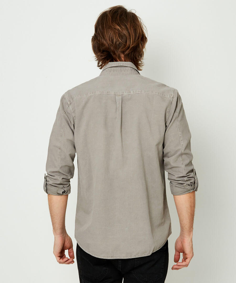 Worn To Perfection Shirt Model Back
