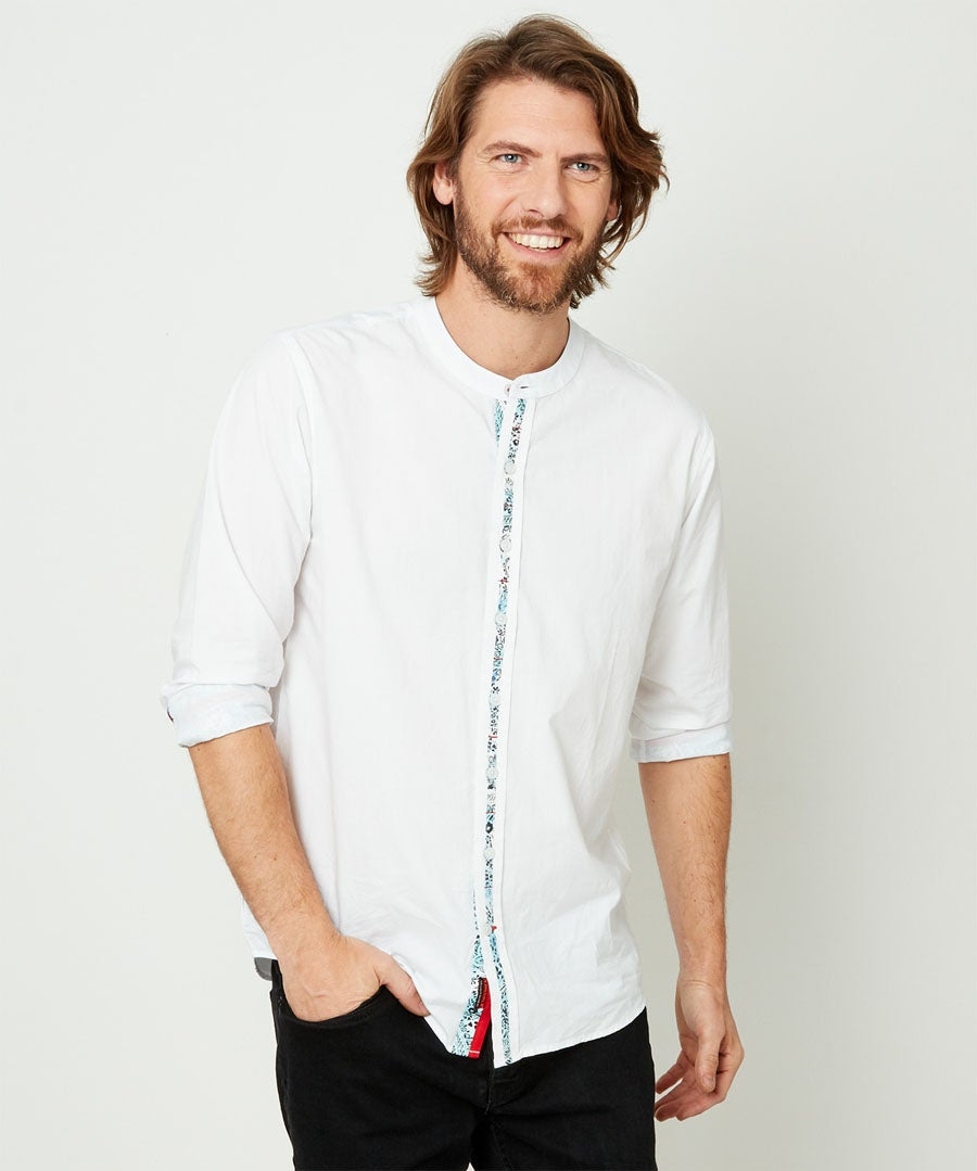 Glorious Grandad Shirt Model Front