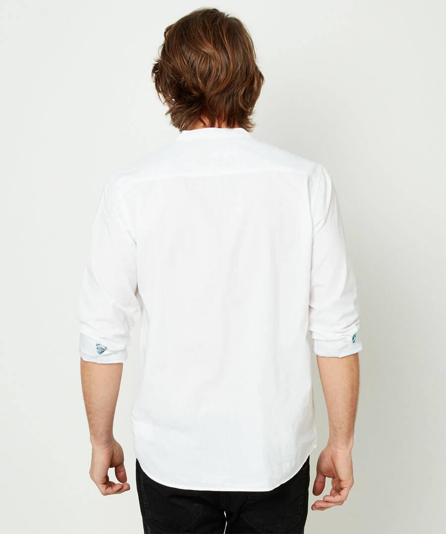 Glorious Grandad Shirt Model Back