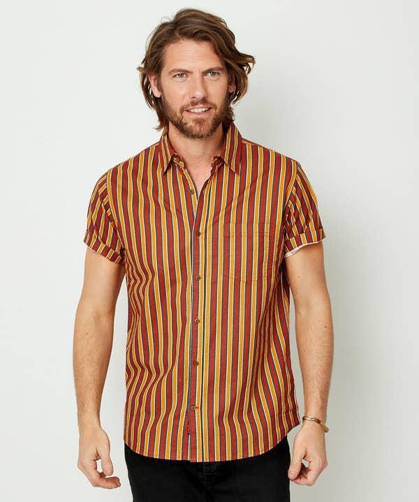 Sunshine Stripe Shirt